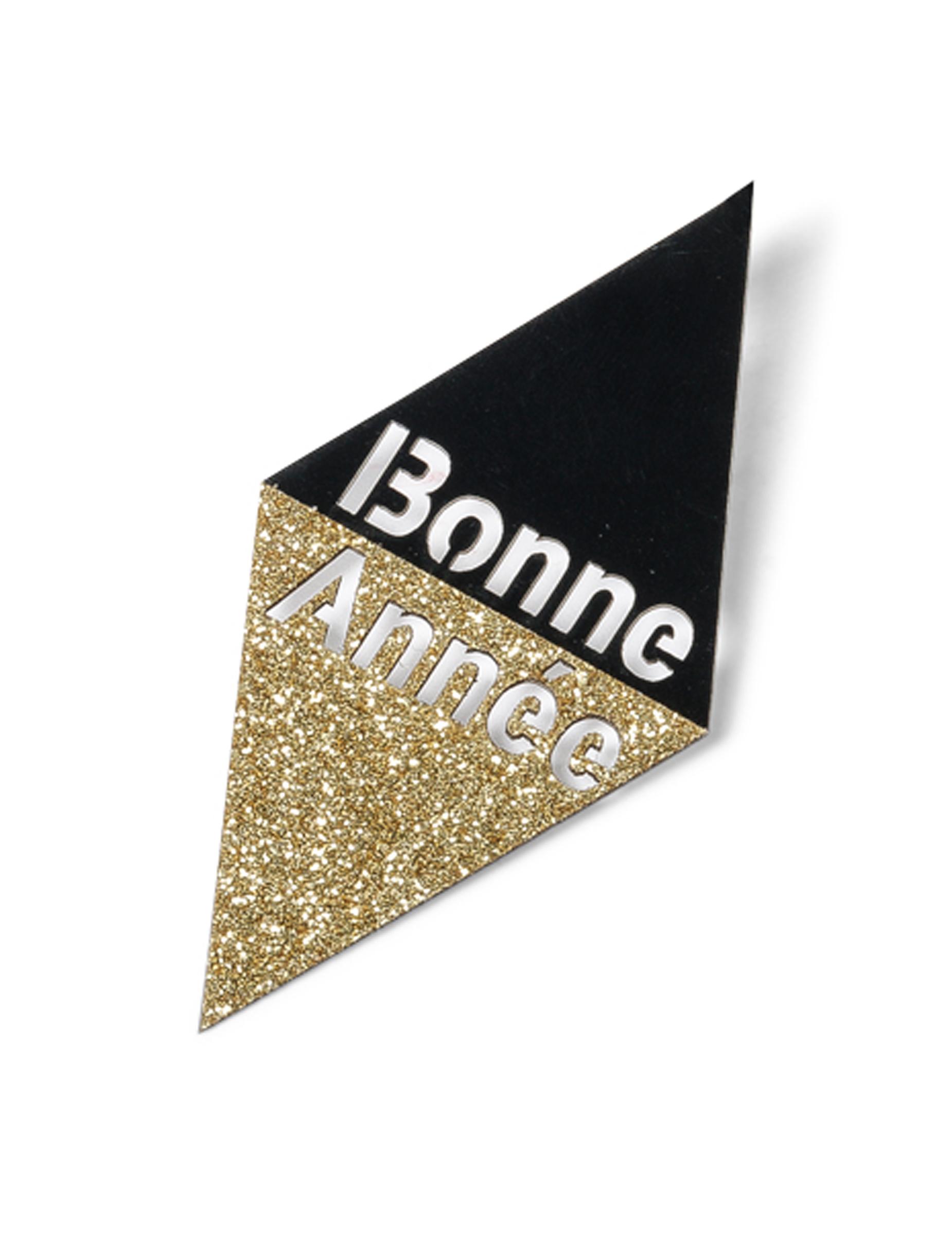 Confettis Bonne Année Losange 8 cm