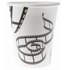 Paquet de 10 Gobelets Cinéma