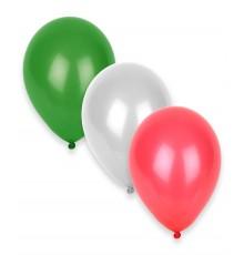 12 Ballons Supporter Italie 27 cm