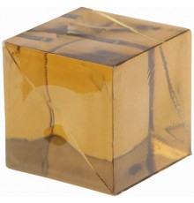 Sachet de 12 Cubes Couleur Chocolat
