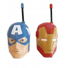 2 Talkie Walkie Avengers
