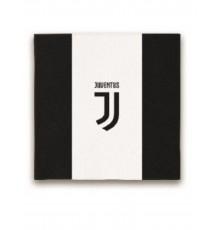 20 Serviettes en papier Juventus  33 x 33 cm