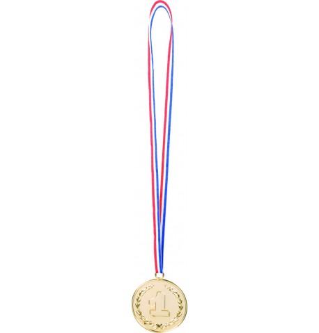 3 Médailles numéro 1