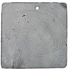 Paquet de 6 marques-places carrés