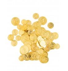 65 Pièces de monnaie pirate