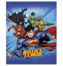 8 sacs cadeaux Justice League