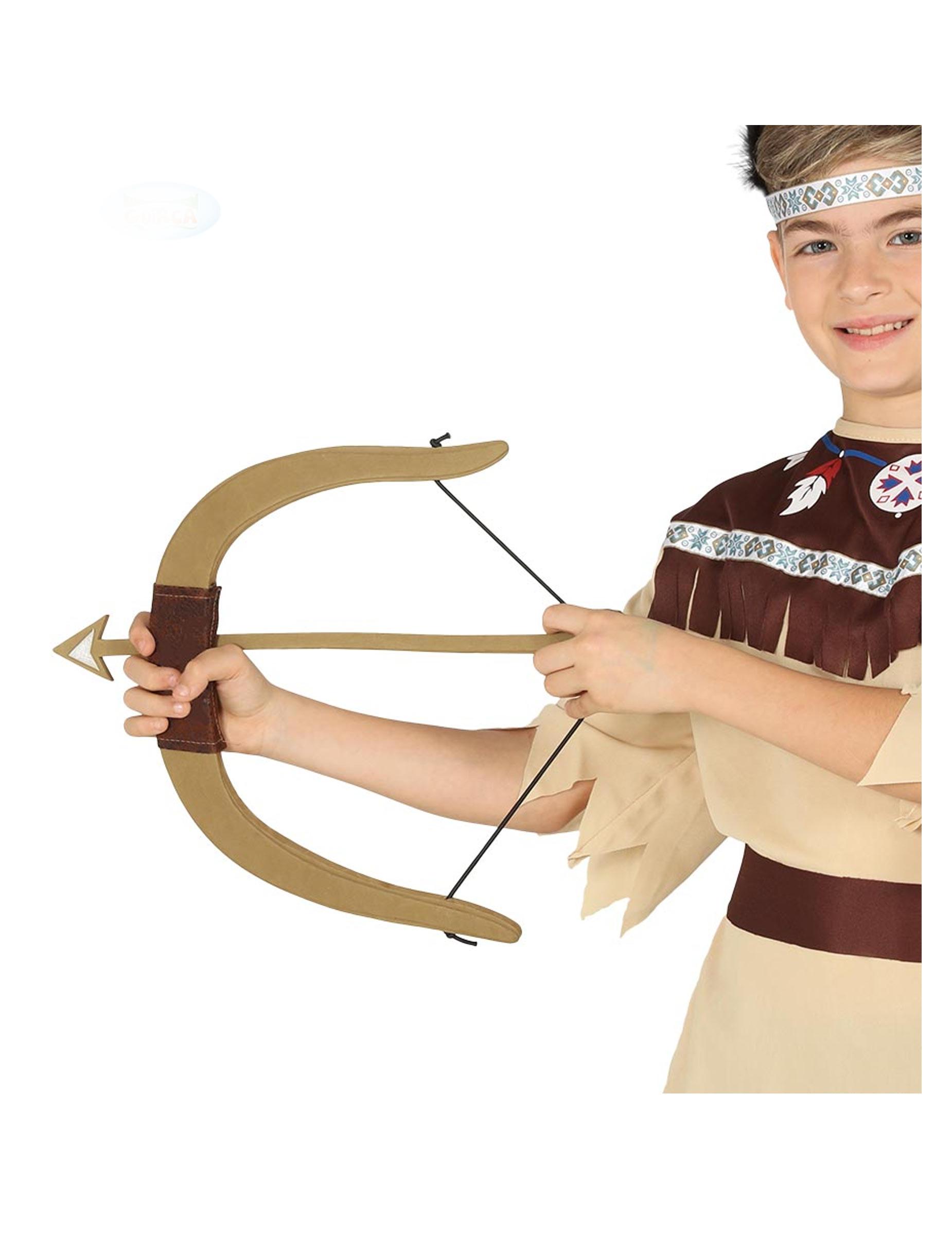 Arc indien pour déguisement enfant