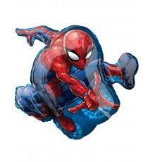 Ballon aluminium Spiderman  43 x 73 cm