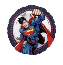 Ballon aluminium Superman 43 cm
