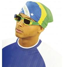 Bandana pour supporter Brésil