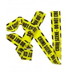 Bannière scène de crime 7 m
