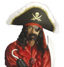 Barbe pirate adulte