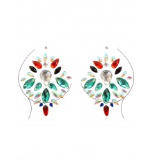 Bijoux à Strass Brillants pour Femme