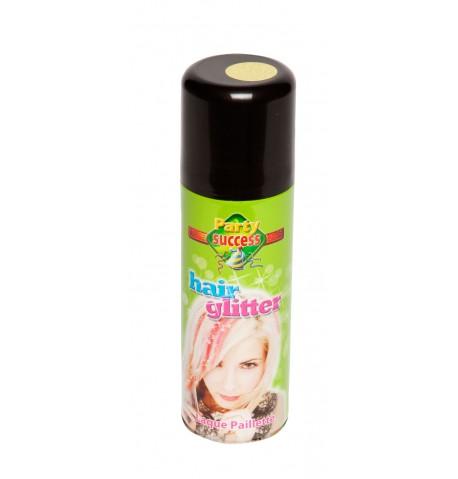 Bombe laque pour cheveux paillettés 125 ml