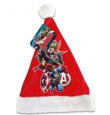 Bonnet de Noël motif Avengers