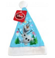 Bonnet à pompon avec motif Olaf La Reine des Neiges pour Enfant