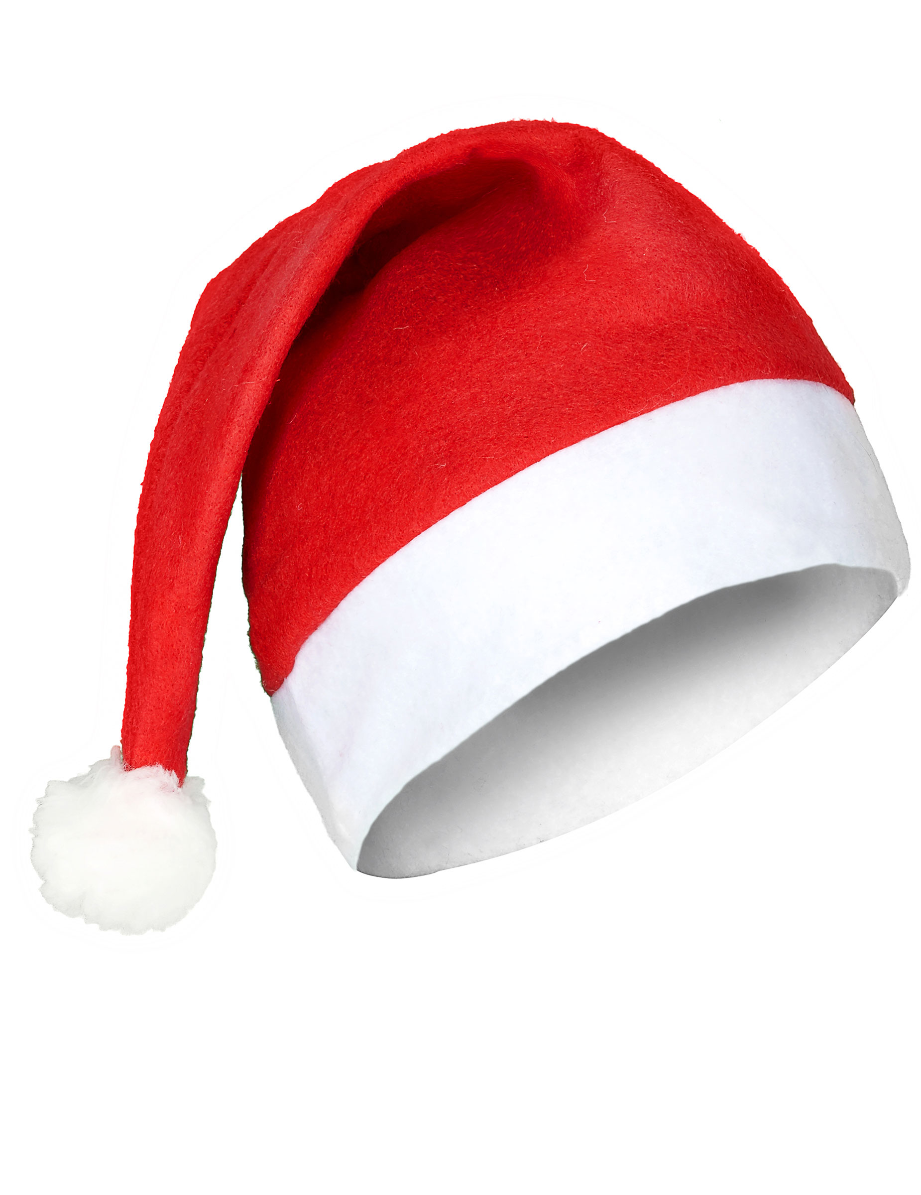 Bonnet souple de Père Noël