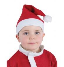 Bonnet Père Noël enfant
