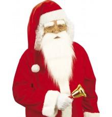 Bonnet Père Noël long adulte