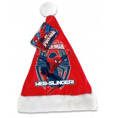 Bonnet Spiderman Noël