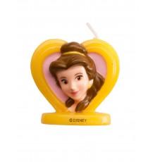 Bougie d'anniversaire 3D Belle 5,5 cm