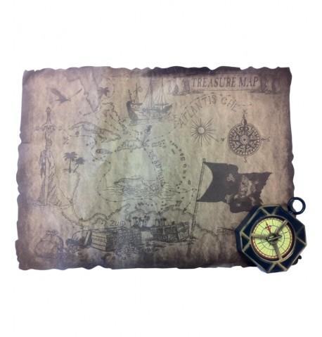 Carte au trésor pirate