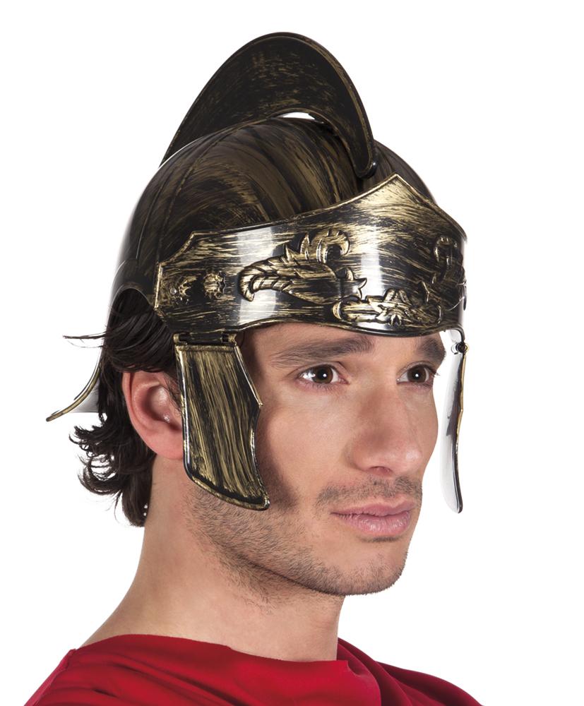 Casque d'officier romain pour adulte