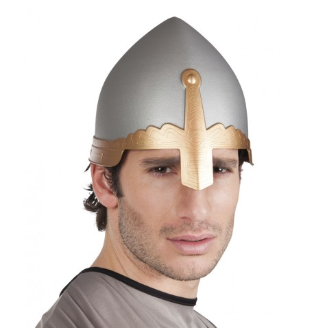 Casque chevalier médiéval adulte