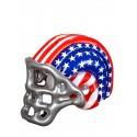 Casque footballeur américain USA gonflable enfant