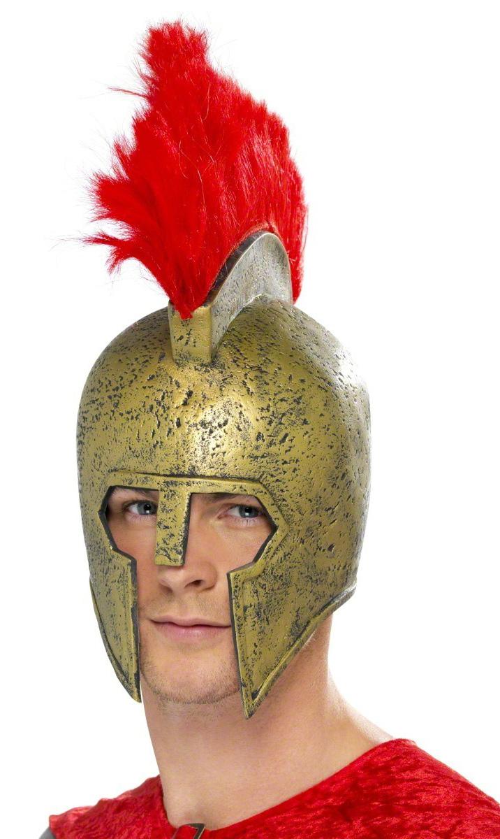 Casque Gladiateur Romain en Latex