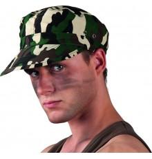 Casquette Imprimé Camouflage