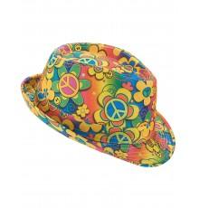 Chapeau Borsalino Hippie en Polyester