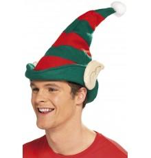 Chapeau elfe adulte