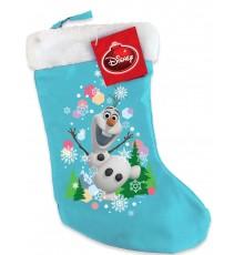 Chaussette Olaf La Reine des Neiges Noël
