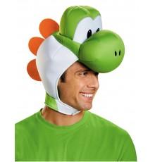 Coiffe Yoshi Nintendo® Adulte