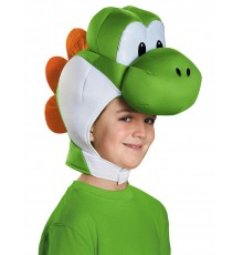 Coiffe Yoshi Nintendo® Enfants