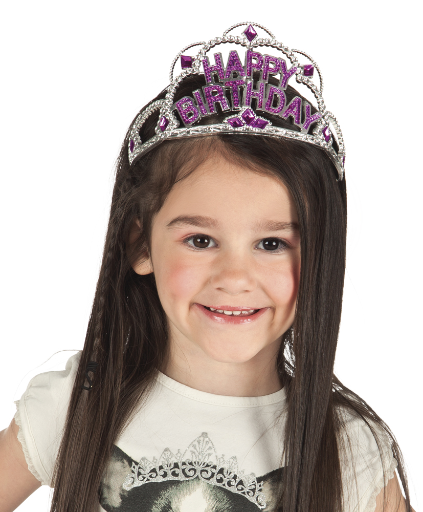 Couronne Happy Birthday fille