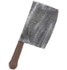 Couteau hachoir de boucheradulte luxe
