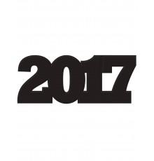 Décoration cartonnée 2017 40,5 cm
