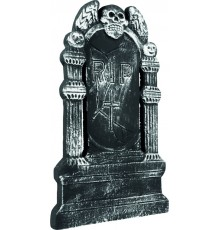 Décoration tombe squelette Halloween
