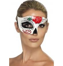 Demi masque coloré adulte Halloween