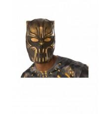 Demi masque Erik Killmonger adulte