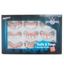 Dentiers Halloween