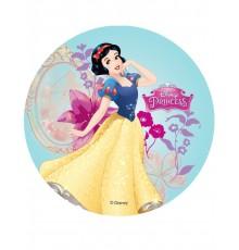 Disque azyme Princesses Disney  Blanche Neige 14,5 cm