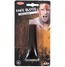 Faux sang en tube visage et corps 28ml