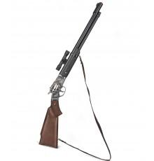 Fusil 8 coups en plastique