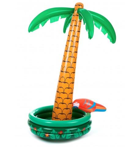 Glacière palmier gonflable