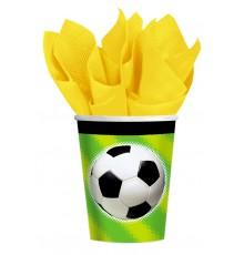 Gobelets ballon de foot