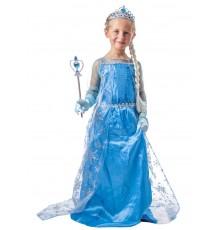 Kit accessoires princesse des glaces enfant