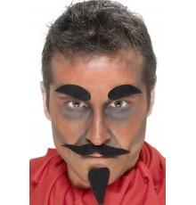 Kit diable adulte Halloween